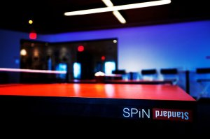 SPIN at STANDARD HOTEL